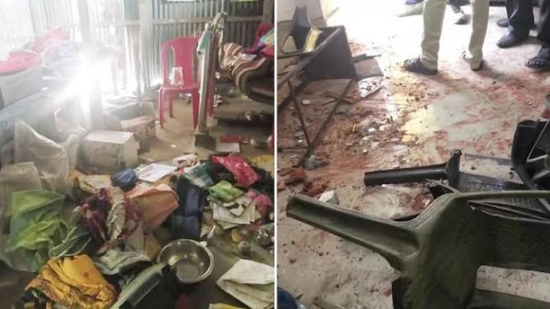 बंगाल चुनाव के बाद भड़की हिंसा, भाजपा ने 5 मई को राष्ट्रव्यापी धरने की घोषणा की