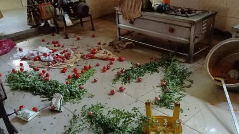 चेन्नई में अम्मा कैंटीन में हुई तोड़-फोड़, अन्नाद्रमुक ने द्रमुक पर लगाया आरोप