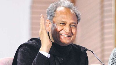 RSS is giving backhand support to BJP: Ashok Gehlot