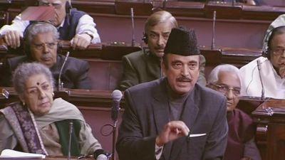 Gulam Nabi Azad on Triple talaq cases, says it is an 'atrocious law'