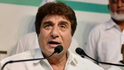 Raj Babbar targets BJP, says they committed sin by releasing JeM chief Masood Azhar in '99