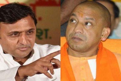 If anyone is injured with Stray bull, file case against Yogi Adityanath: Akhilesh Yadav