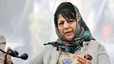 Mehbooba appeals Centre to announce ceasefire in J&K for Ramzan