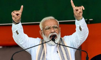 'SP shared stage with Cong leaders, kept Mayawati in dark': PM Modi