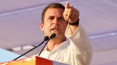 Apologized to SC not BJP or Modi: Rahul Gandhi