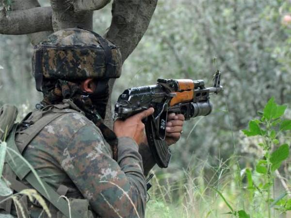 J&K बारामुला सुरक्षाबलों के साथ मुठभेड़ में 2 आतंकी हुए ढेर