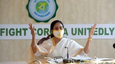 West Bengal: Mamata swearing-in today to be low-key due to coronavirus pandemic