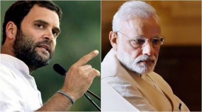 Rahul Gandhi hit out at PM Narendra Modi over the 'corrupt no.1' remark