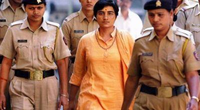 EC notice to Sadhvi Pragya for campaigning during the suspension