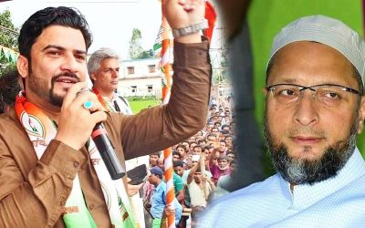 Everyone knows the color of Owaisi's Chaddi, it's saffron: Salman Nizami