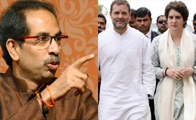 ' Rahul paying price for insulting Veer Savarkar' Shiv Sena supportsPM Modi over Rajiv Gandhi jibe
