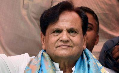 Ahmed Patel hit back at Modi, says Rajiv Gandhi died due to their hatred
