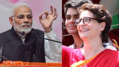 Modi like a schoolboy who blames Nehru for not completing homework: Priyanka Gandhi Vadra