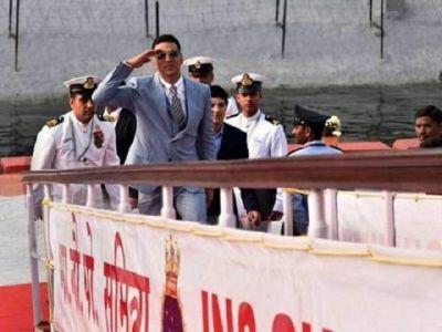 Divya Spandana slams PM Modi for taking Canadian Akshay Kumar aboard INS Sumitra