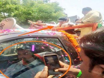 Gautam Gambhir using duplicate for Campaigning: AAP