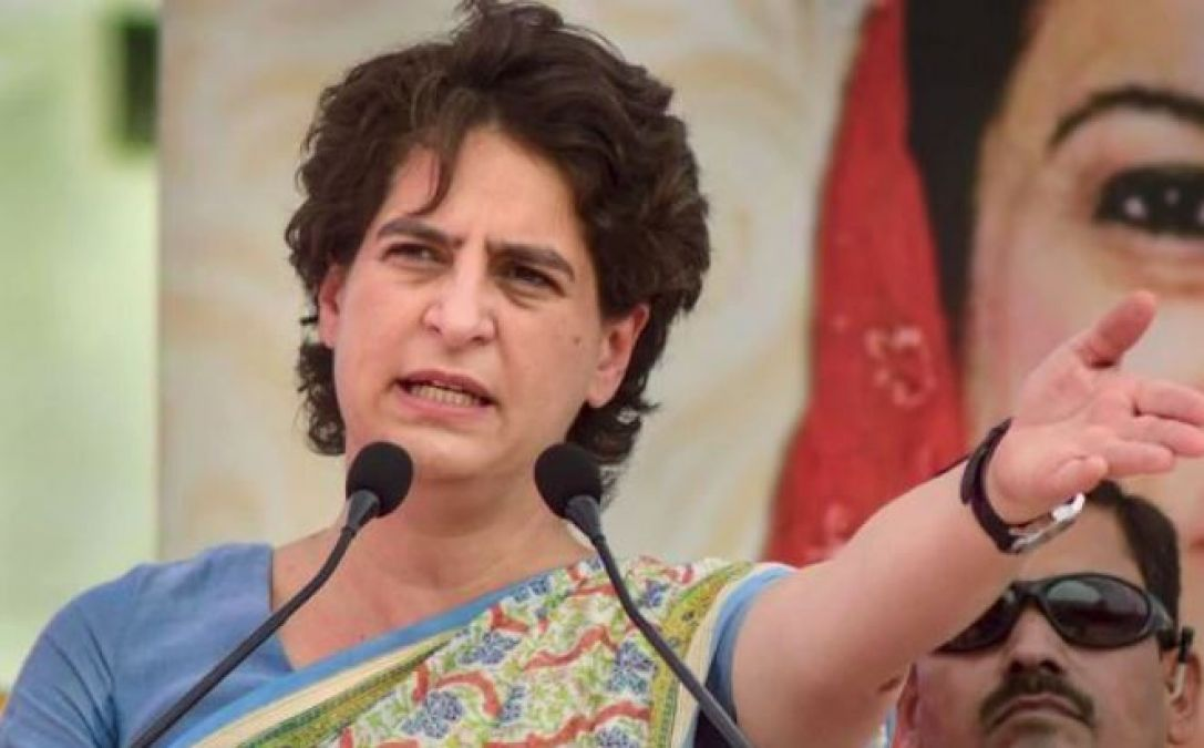Priyanka Gandhi cast her vote, says, 'very clear that the
