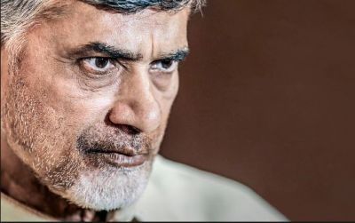 Andhra CM Chandrababu Naidu describes PM Modi as 'Mahishasur'