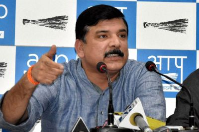 People will vote for development and not GST: Sanjay Singh