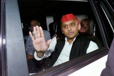 Samajwadi Party alleges Booth capturing in Azamgarh, blames BJP