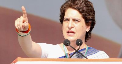 Many position holders in Congress resign because of Humiliated behavior of Priyanka Gandhi Vadra