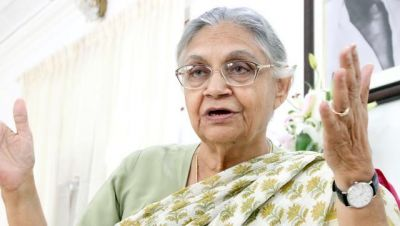 Sheila Dixit too confident about Congress's Win in Delhi