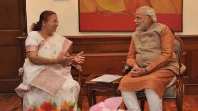 Only 'Tai' can admonish me: PM Modi
