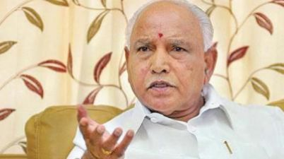 Never said the coalition government will fall: BS Yeddyurappa