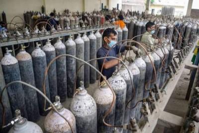 Door-to-door oxygen refilling system launched in Haryana