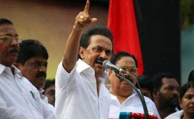 No Chances for the third front: MK Stalin