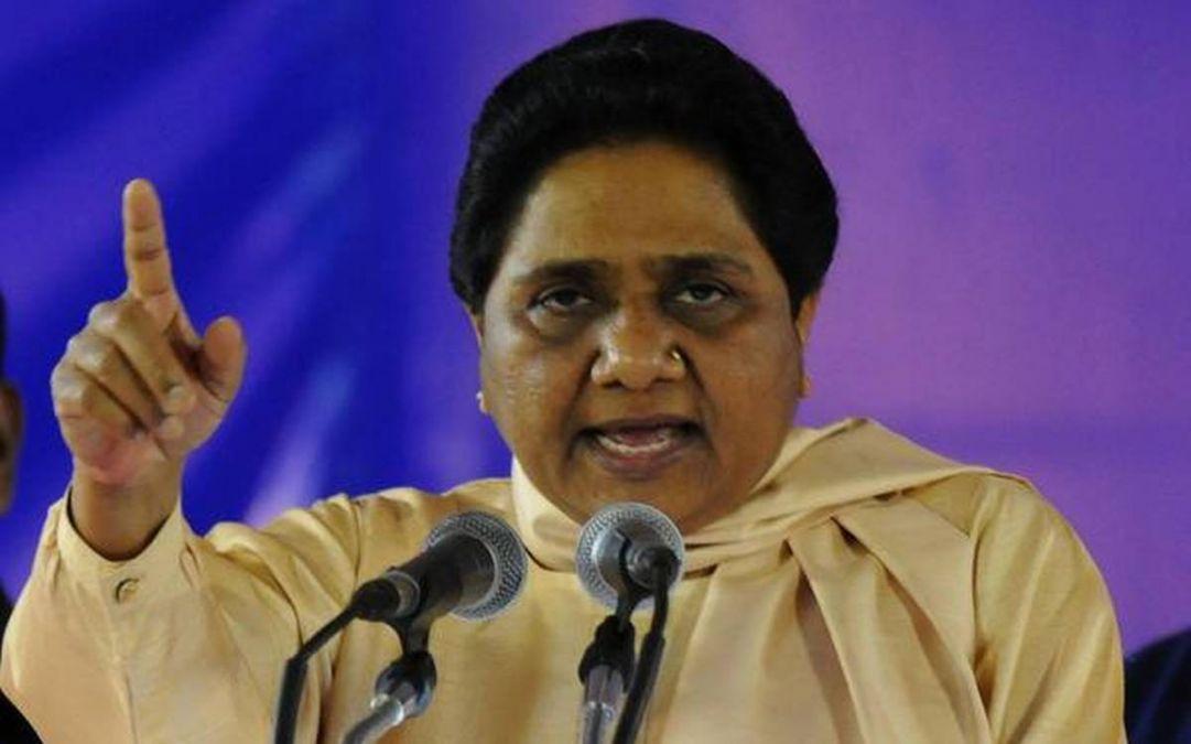 Mayawati Slams PM Modi by calling 'Gujarat legacy a black spot'