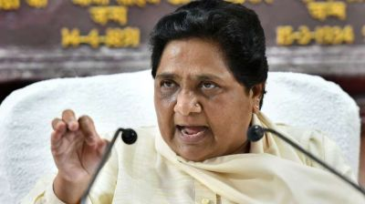 Modi Government's boat is sinking: Mayawati