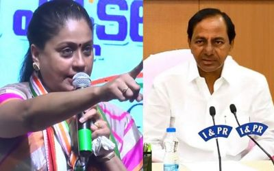 Vijayashanthi mocks KCR, says MK Stalin is not Jagan