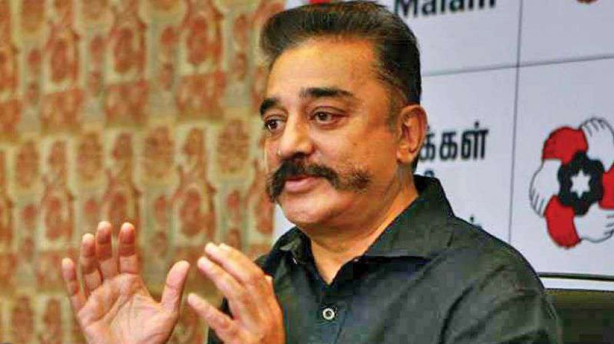 Slippers Hurled at Kamal Haasan amid Controversy over Godse Remark