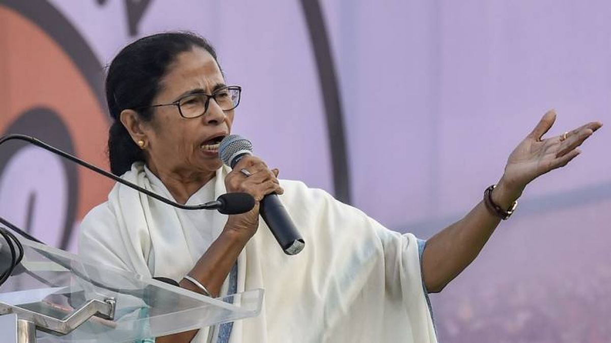 Mamata Banerjee hit out at PM Modi, says he is 'scared' of her