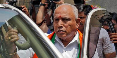 Will be a mistake for Veerashaivas to vote for Cong: YS Yeddyurappa