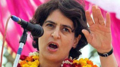 PM Modi Government 'Magroor', Not 'Mazboot': Priyanka Vadra