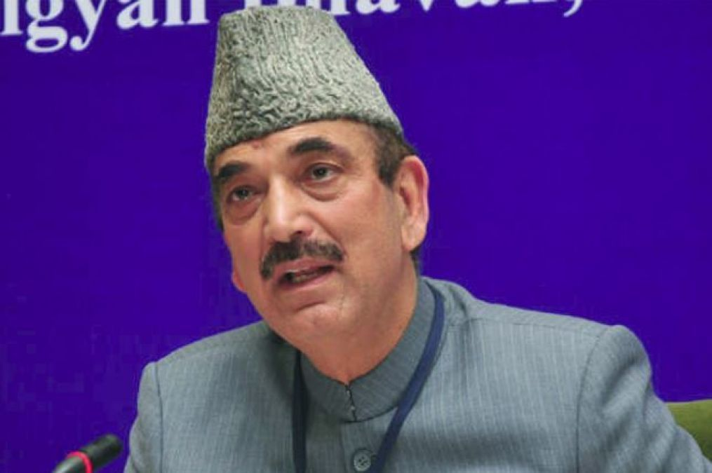 Congress is biggest, oldest political party and will claim PM's post: Ghulam Nabi Azad