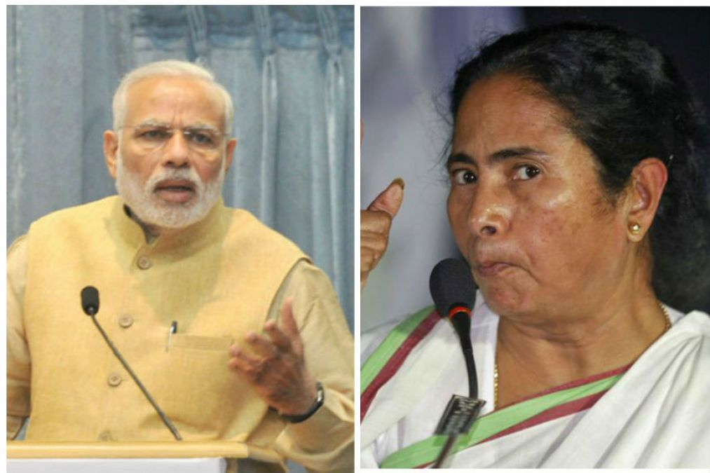 What about Ram statue? Mamata Banerjee asks om PM offers to build Vidyasagar Statue