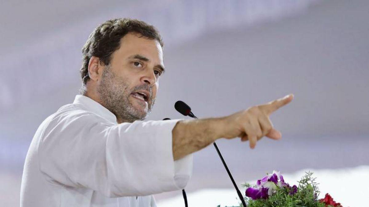 BJP, RSS 'God-Se' lover: Rahul Gandhi