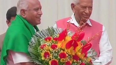 Karnataka-countdown of 24 hours: Will Lingayat MLAs support  B S Yeddyurappa?