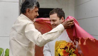 Andhra CM Naidu to meet Congress Chief Rahul Gandhi