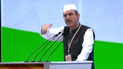 BJP won't remove Article 370 of J&K: Ghulam Nabi Azad