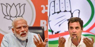 Rahul Gandhi Mocks Prime Minister Narendra Modi on his First Press Meet
