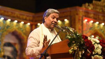 Sadhvi Pragya Thakur is a terrorist: Siddaramaiah over Godse row