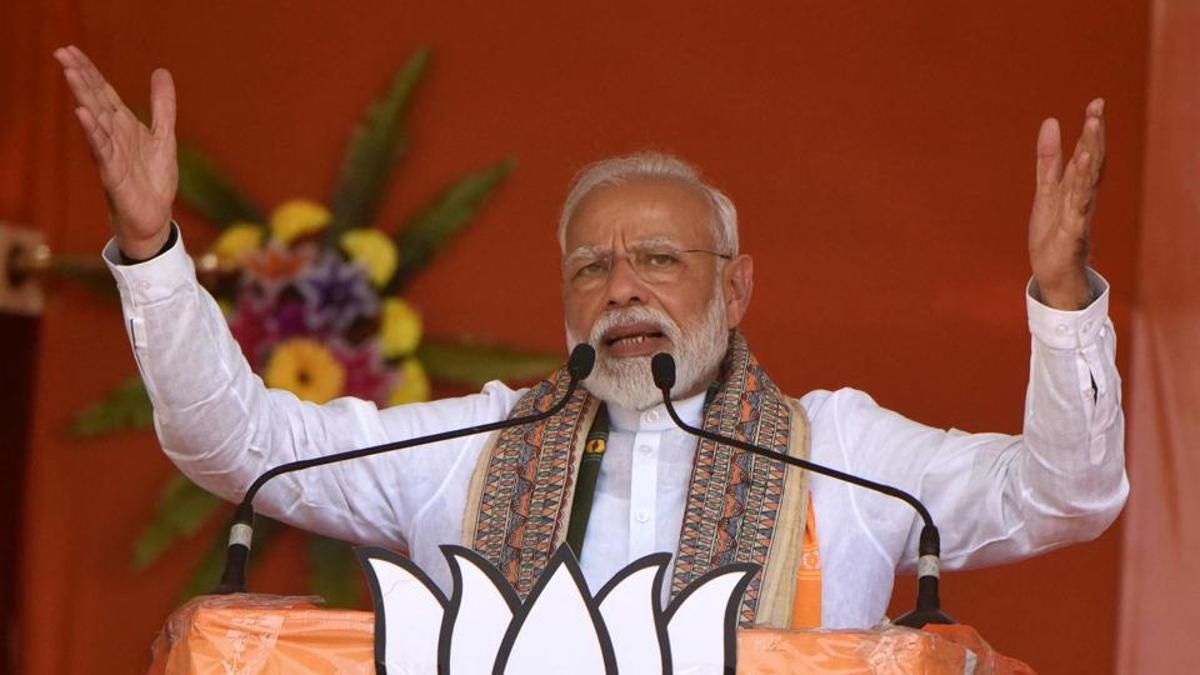 Your one vote will shape India's development trajectory in the years to come: PM Modi