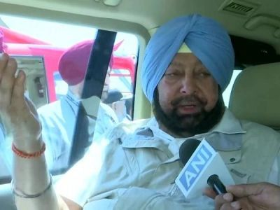 Capt. Amarinder Singh says Navjot Singh Sidhu 'probably' wants to replace me as CM