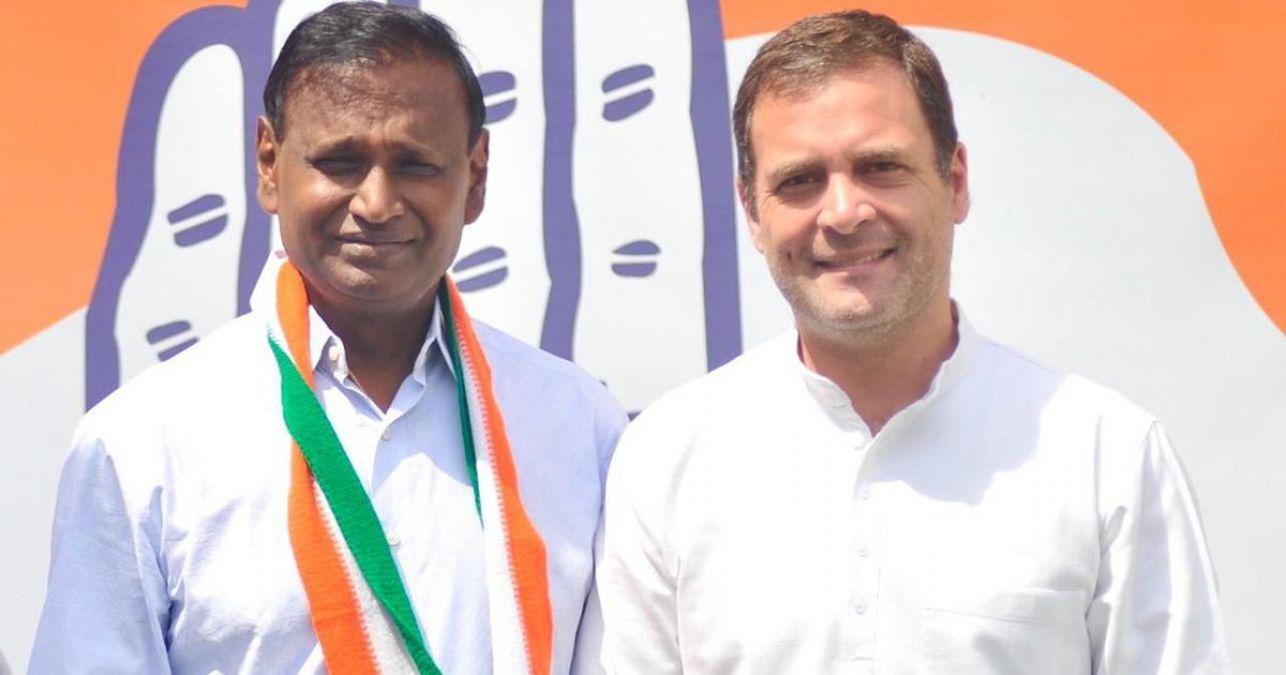 BJP is full of illiterates: Congress leader Udit Raj