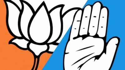 Exit Polls: Congress Likely to end up with less than 100 seats