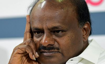 Kumaraswamy Lashes out at media, says 'Do We Look Like Cartoons?