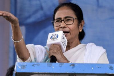 Mamata Banerjee slams Exit polls predictions, says 'I don't trust Exit Poll gossip'